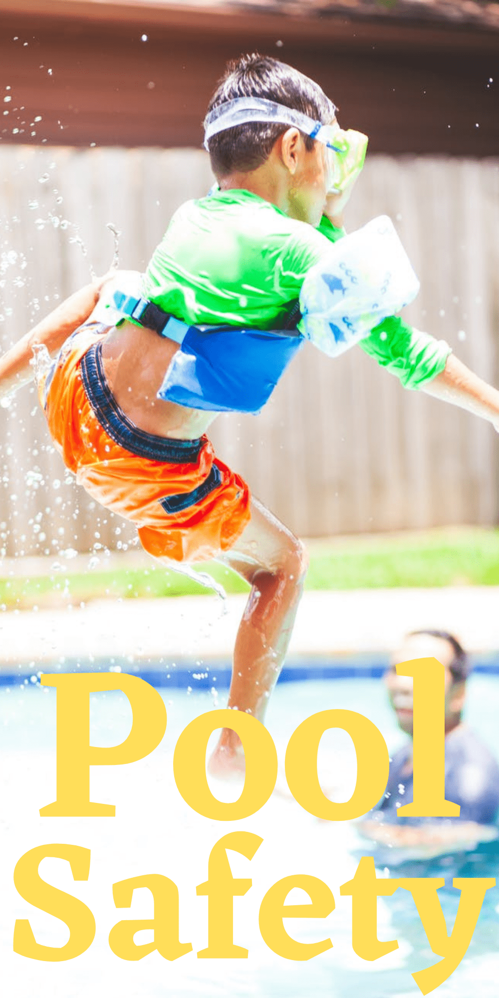 What Are Some Important Backyard Pool Safety Tips?