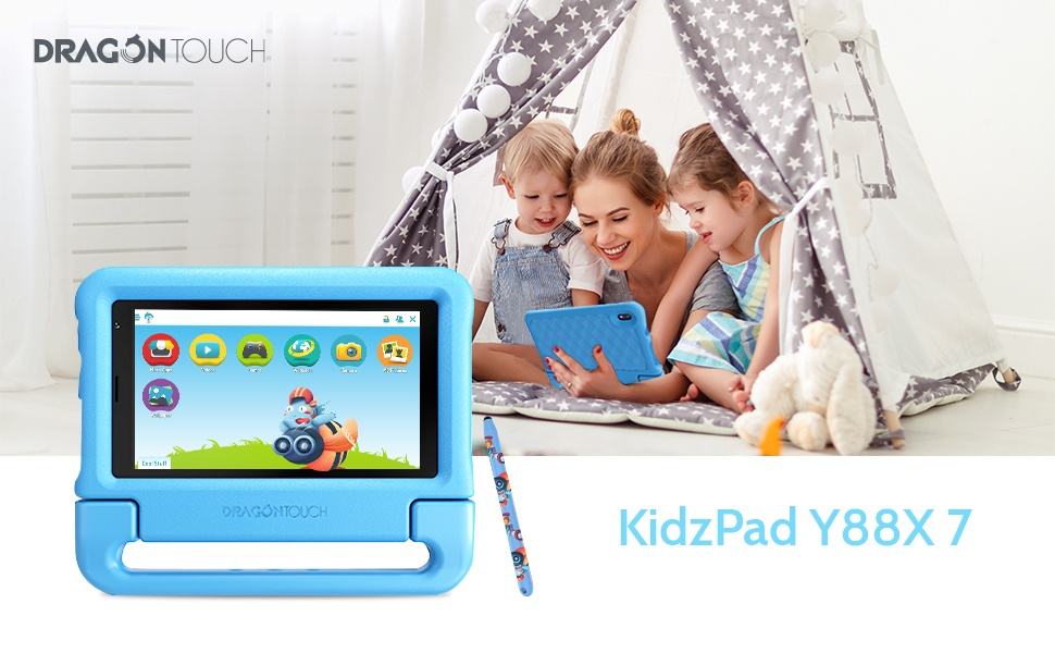 Kidz Pad: A Tablet Made For Kids!