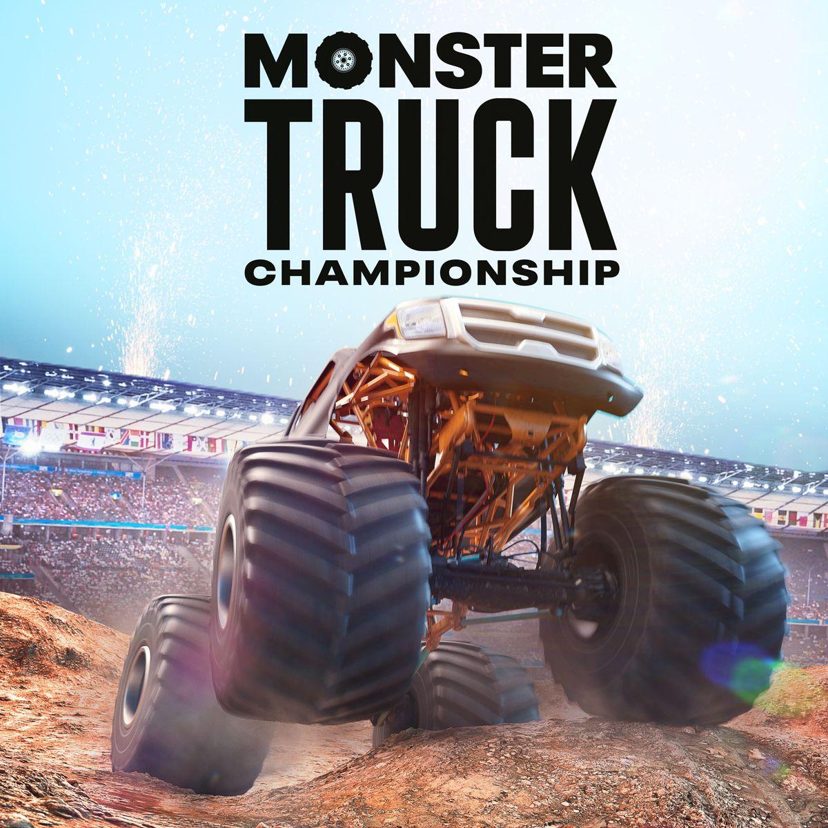 Monster Truck Championship XBox Game