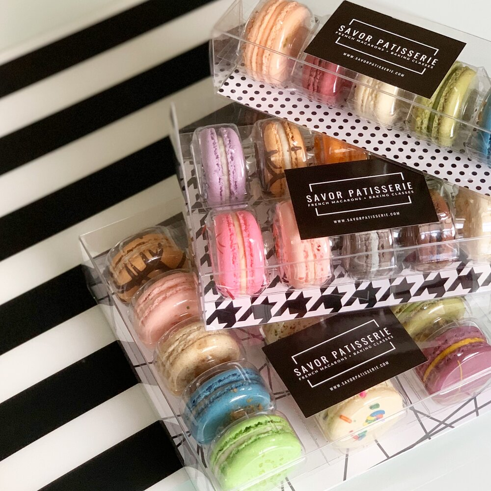 Macarons Delivery