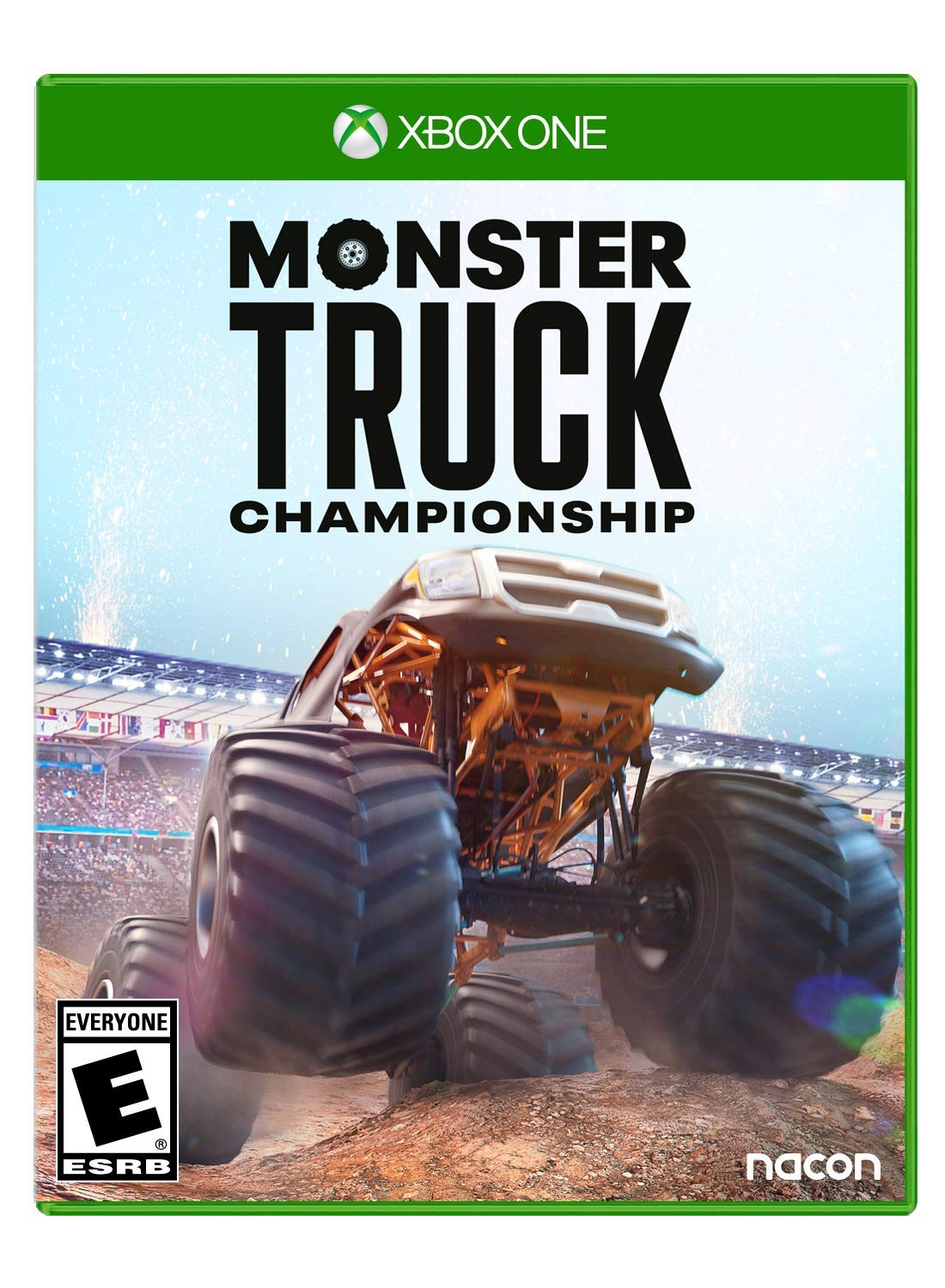 Monster Truck Championship Game For Xbox One