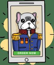Renaissance Pet Portraits By Crown And Paw
