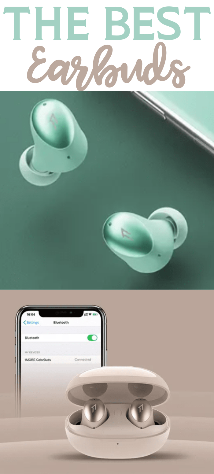 the best earbuds