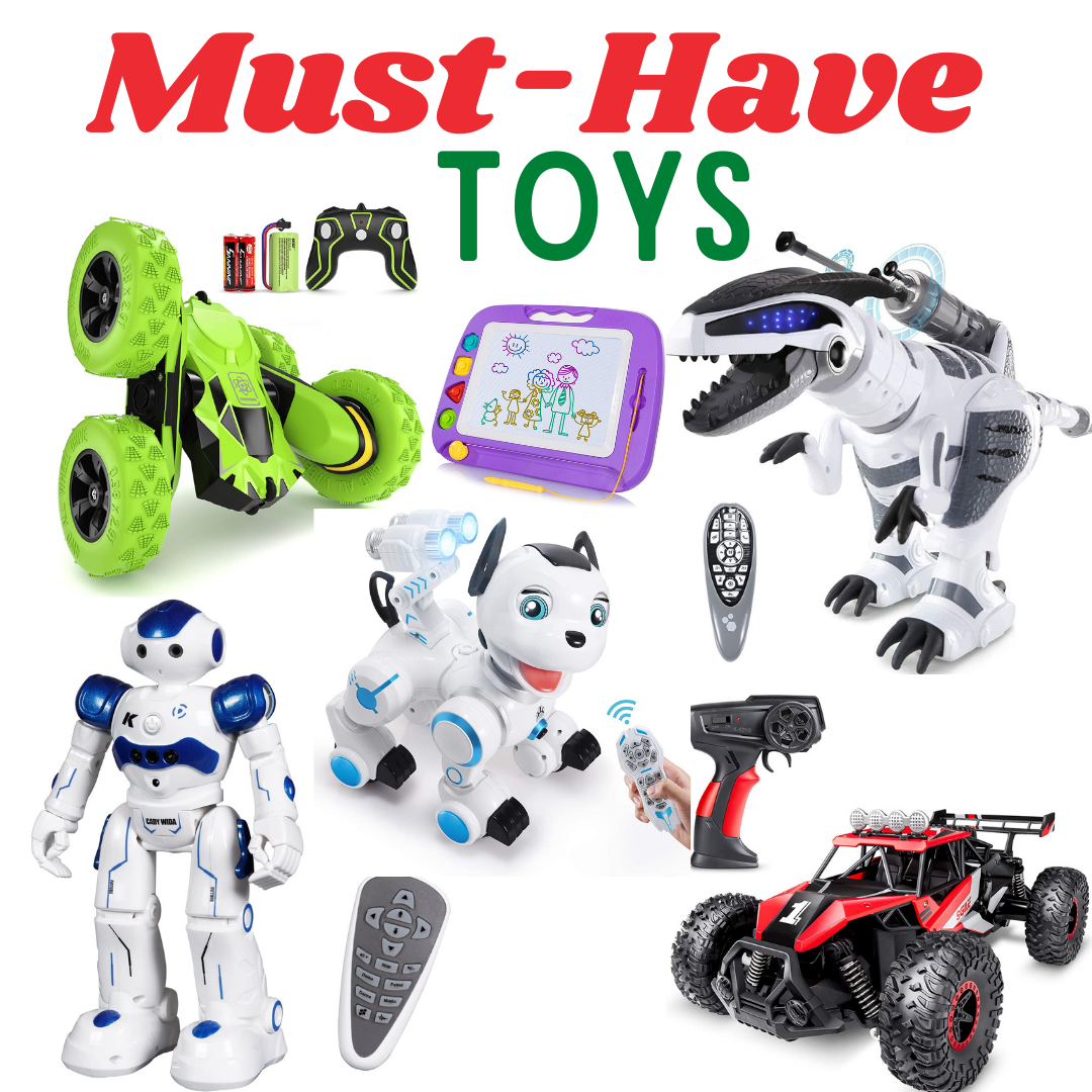 Must-Have Toys To Buy On Black Friday