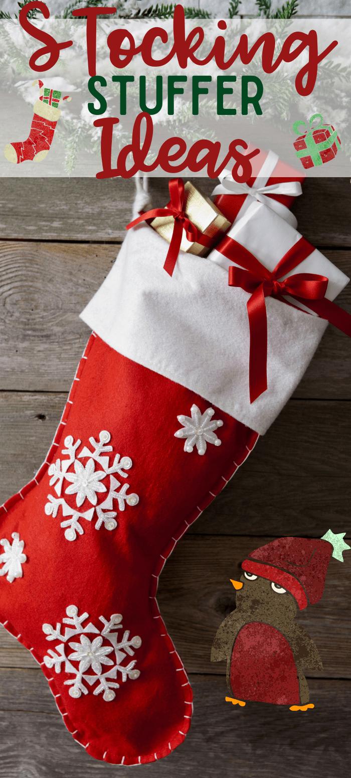 2020 Holiday Stocking Stuffer Ideas