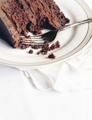 Old-Fashioned Chocolate Cake Recipe