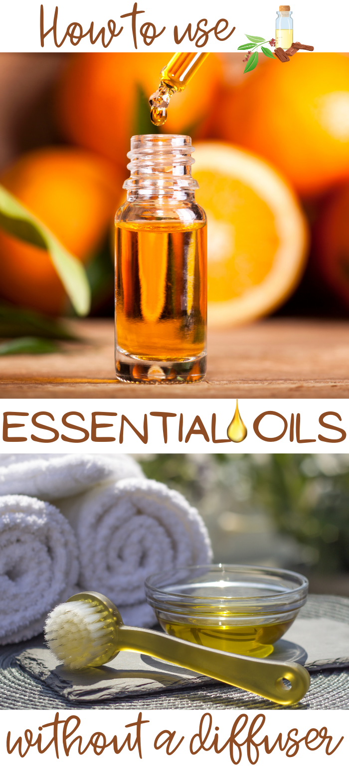 What to Do With Essential Oils If You Don't Have a Diffuser