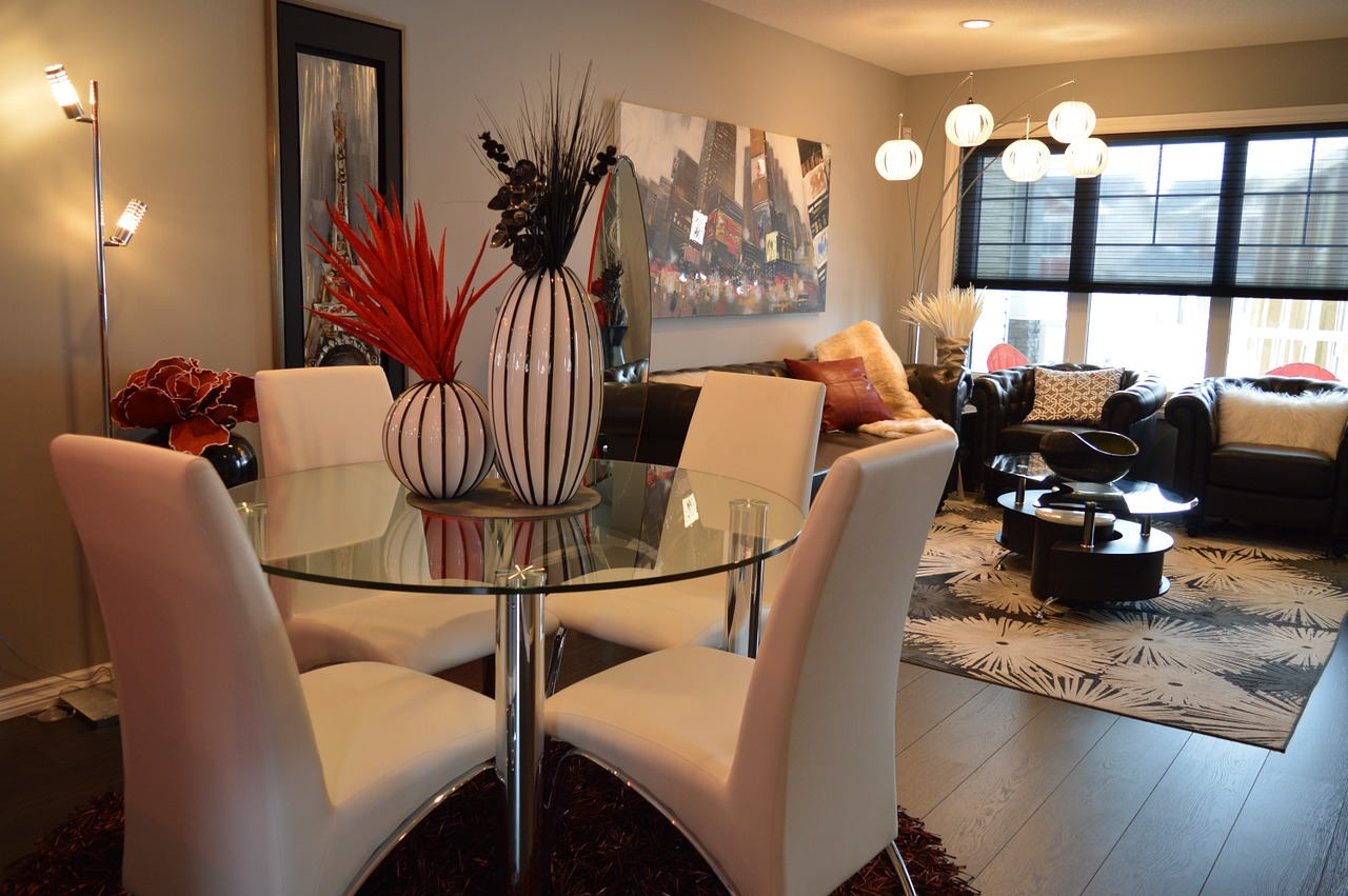 Five Ways You Can Improve Your Dining Room