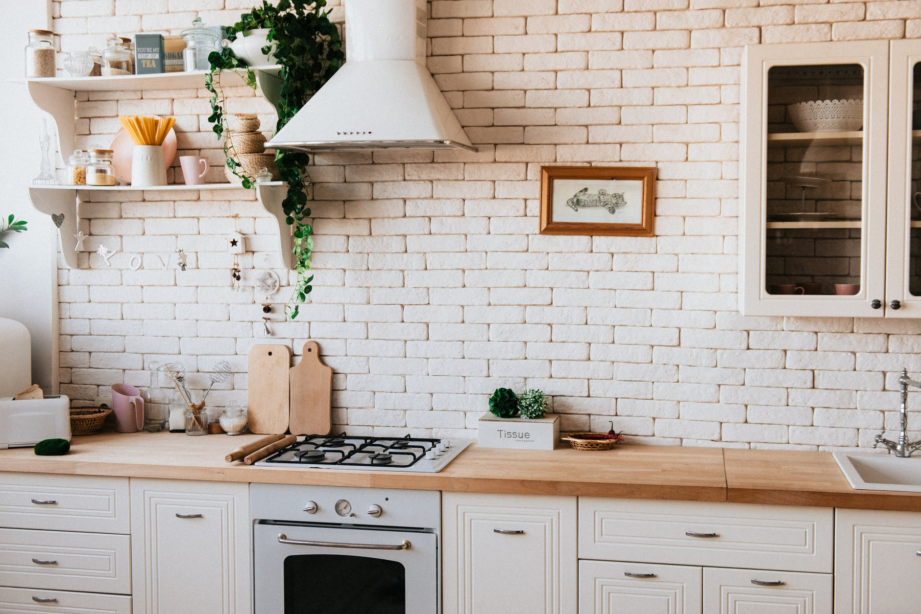 Turn Your Small Kitchen Into A Smart Compact Space