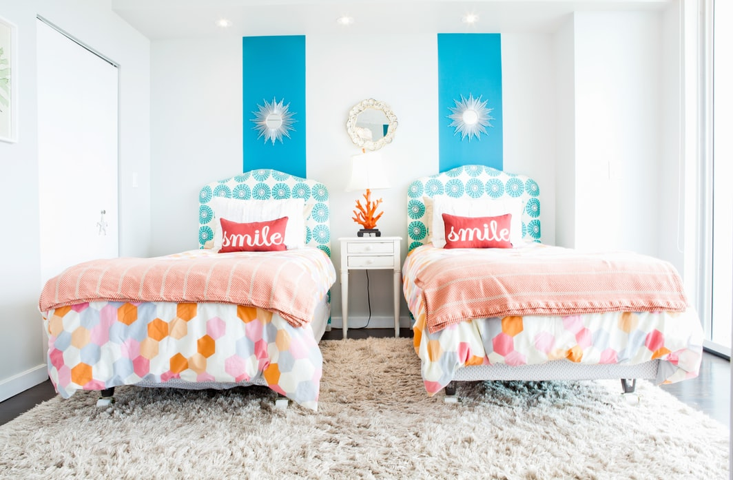 Designing a Shared Room for Siblings