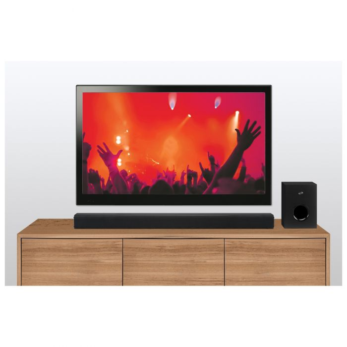 The Best HD Sound Bar and Wireless Subwoofer Kit