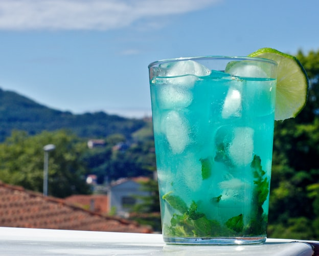 Beautiful Blue Drinks You Have To Try