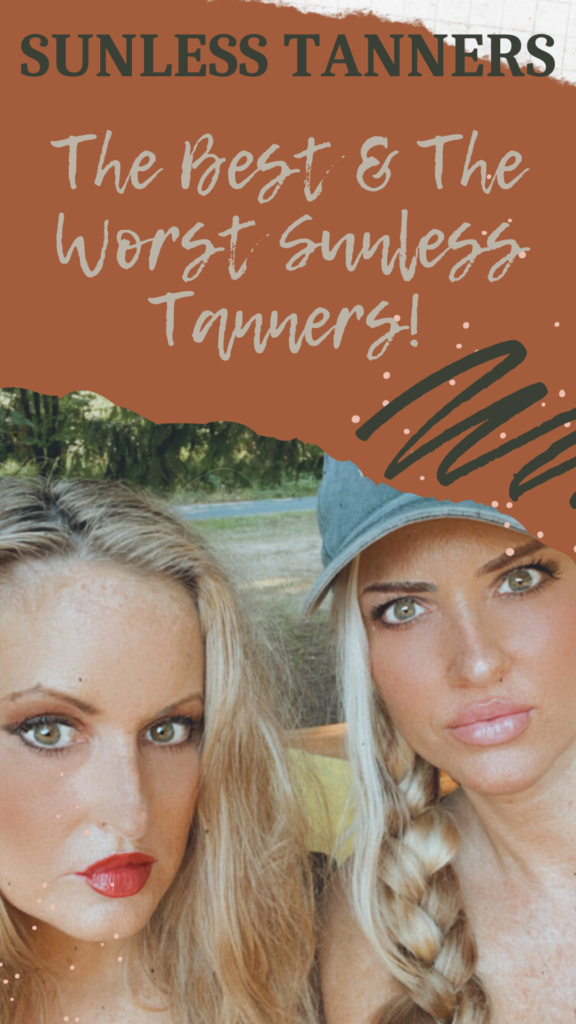 Sunless Tanners: The Best And The Worst Self-Tanners