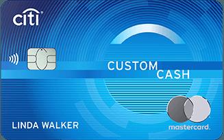 Citi Custom Cash Card Bonuses