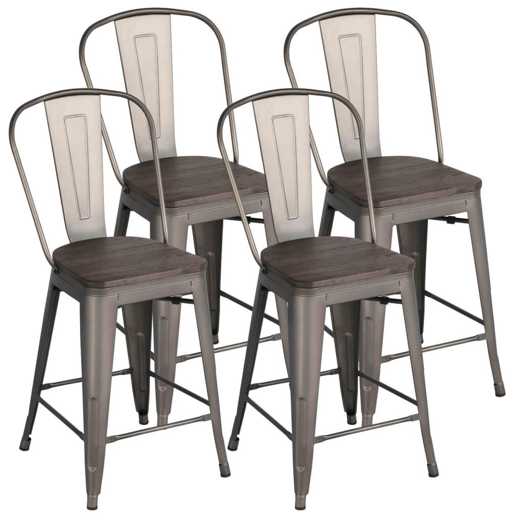 Update Your Kitchen with Costoffs Metal Dining Chairs