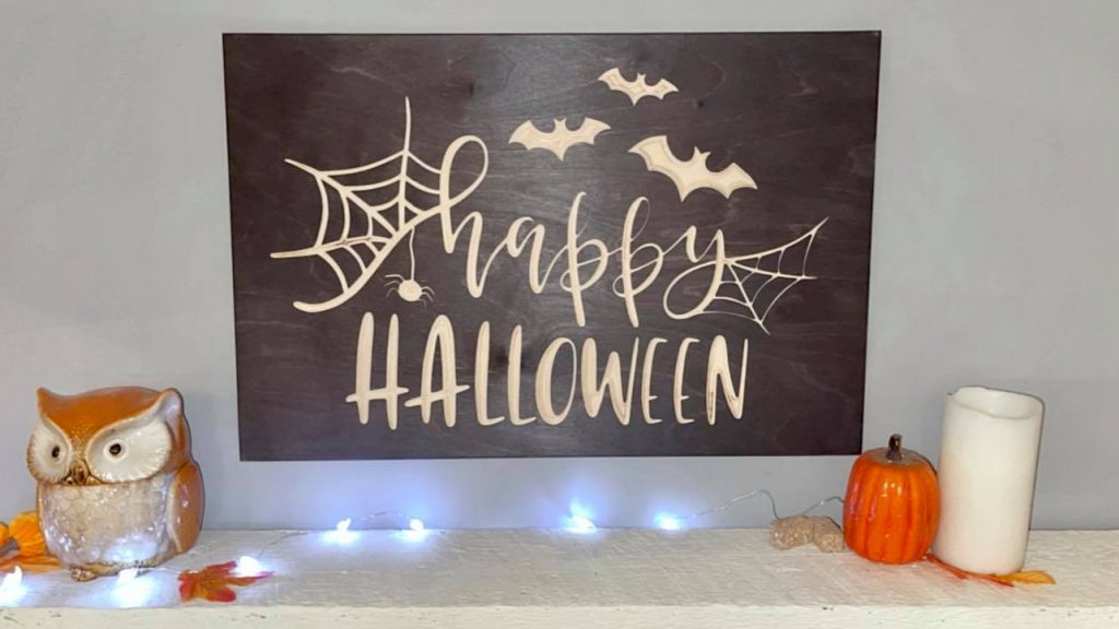 Personalized Wooden Signs for the Holidays!