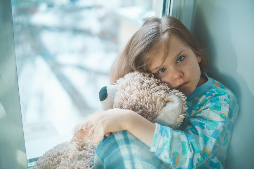 Top tips for helping kids to feel better when they're under the weather